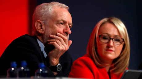 Anti-Corbyn Labour Party staff tried to stifle anti-war sentiment from new members, banned use of word 'warmonger' – report