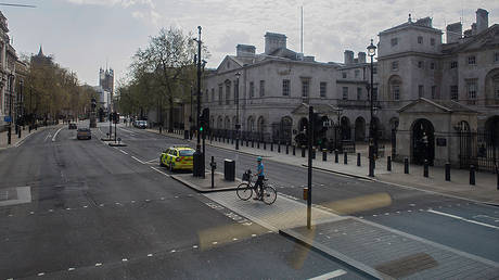 Contact-tracing app will be 'key part' of UK government's Covid-19 'surveillance programme' – Johnson spokesman