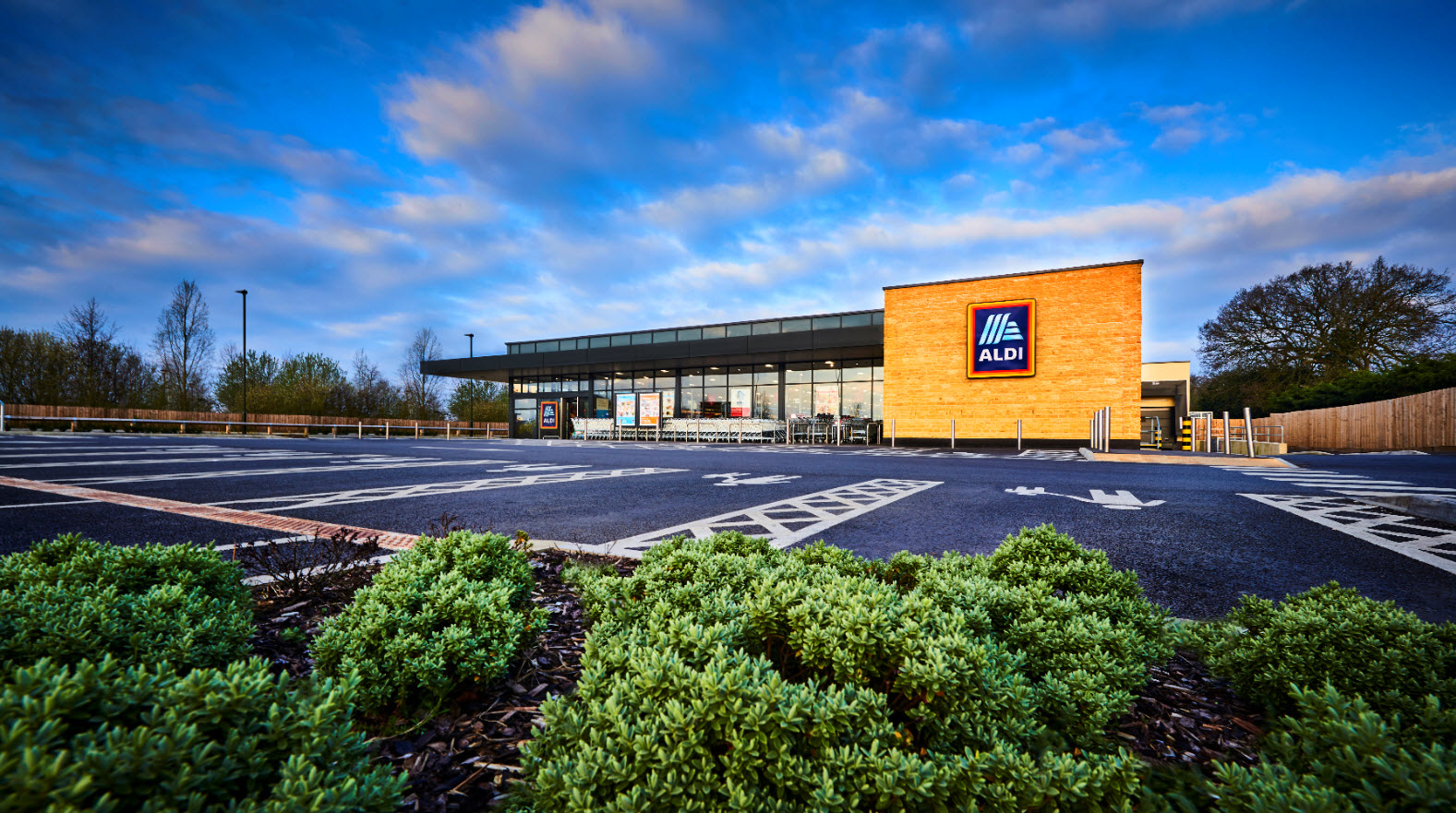 Aldi trialling its first checkout-free store in London