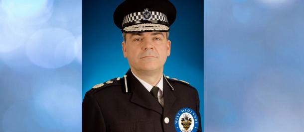 I apologise to our black communities for the things West Midlands Police has got wrong over the years. Chief Constable said