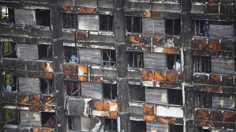 Grenfell Tower contractor tells inquiry into deadly blaze that firm decided it 'didn't need fire consultant'
