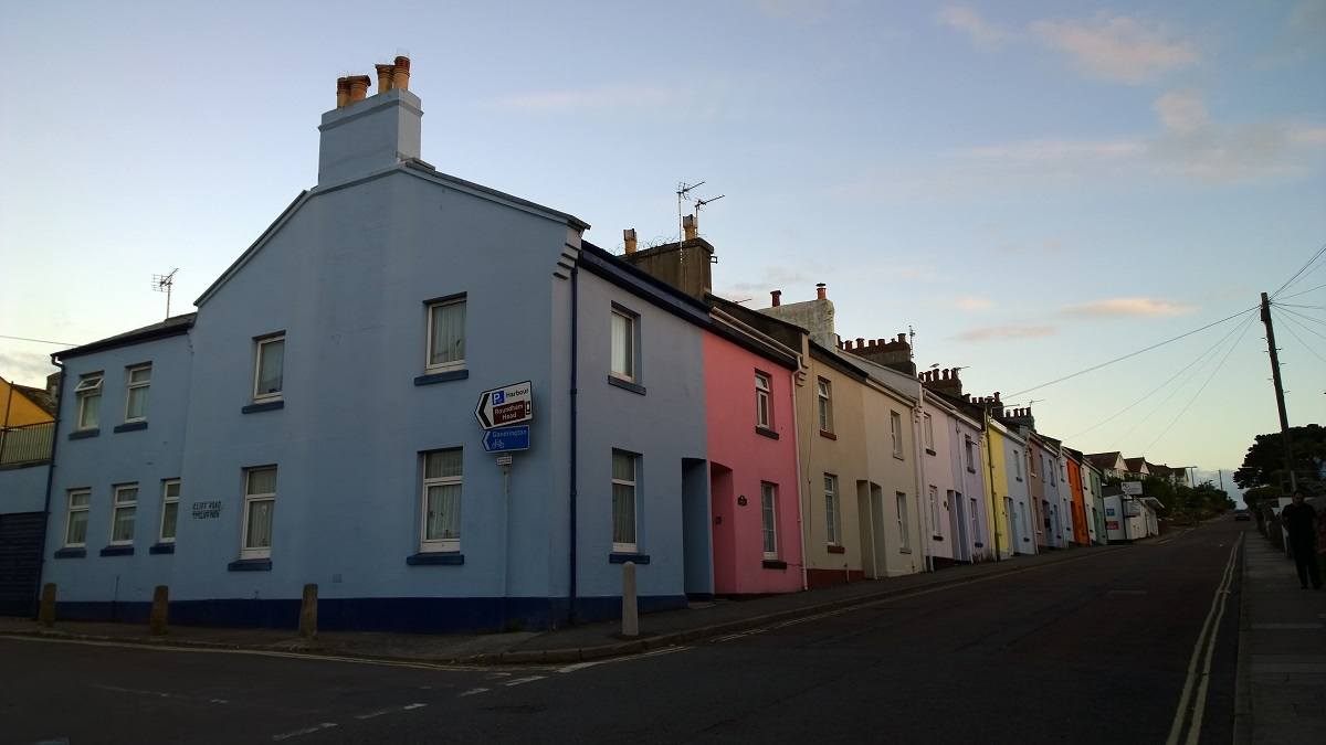 The UK HPI shows house price changes for England, Scotland, Wales and Northern Ireland.