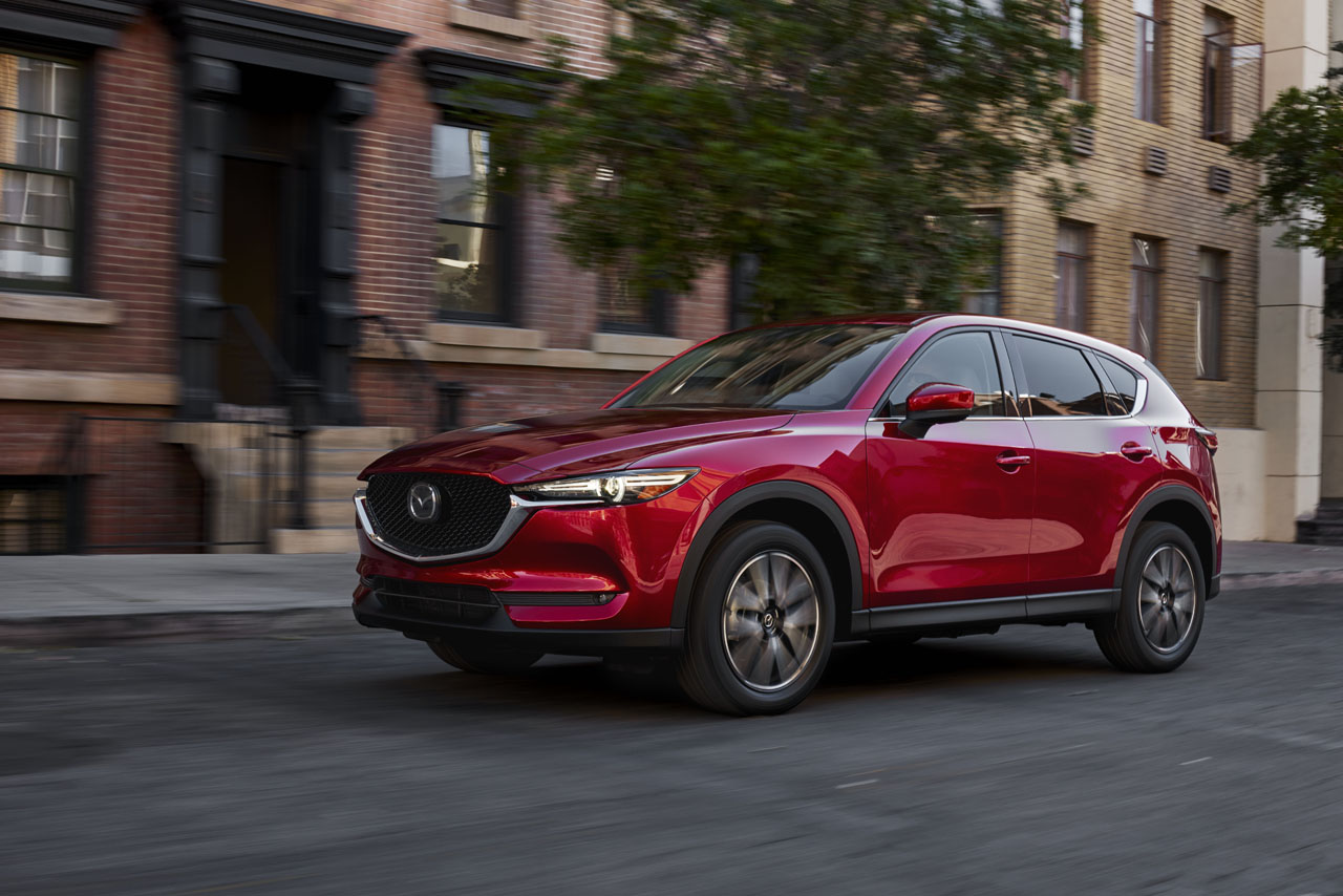 Fastest Selling Index   SUVs still on top as Mazda CX-5 revealed as UK's current fastest selling used car