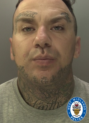 Serial thief jailed for pulling out gun in Birmingham city centre