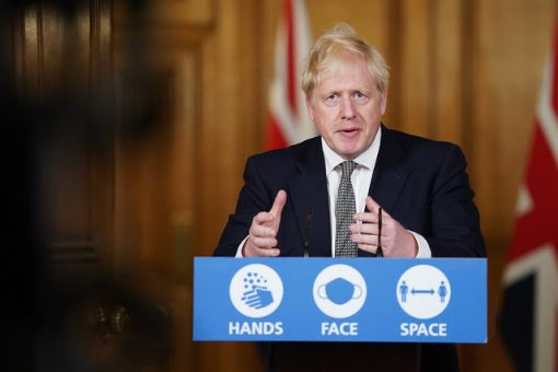 PM Boris Johnson made a statement on the COVID-19 Winter Plan.