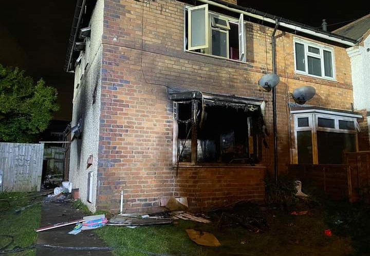 Investigation launched into house fire in Erdington