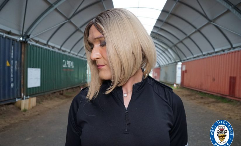 "PC Skye speaks of her ""bravest"" act on Transgender Remembrance Day"