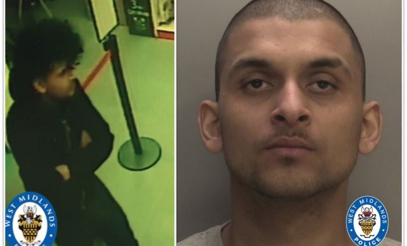 Robber locked up after appeal to the public