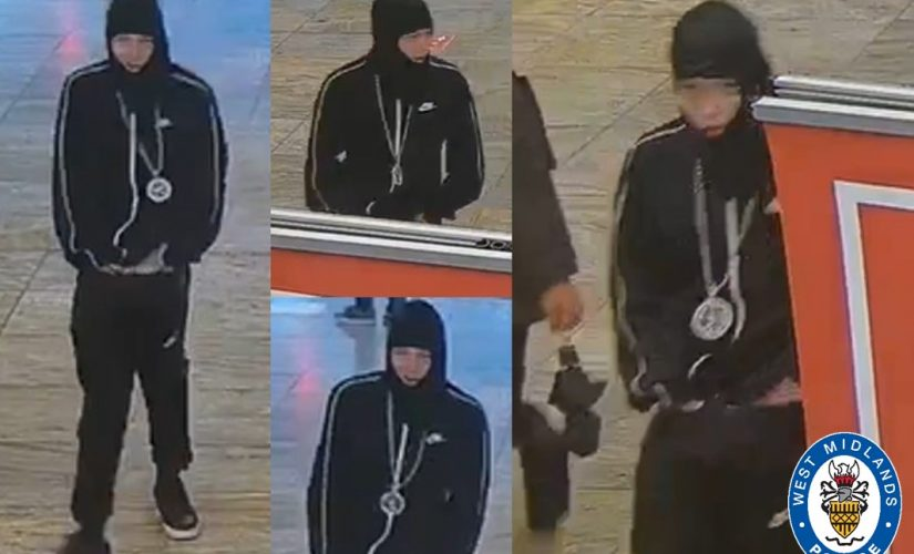 Teen sought over knife-point robbery attempt in Bullring