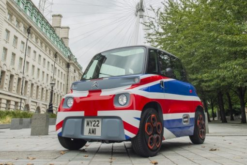 CITROËN AMI GETS GREEN LIGHT FOR UK SALES IN 2022