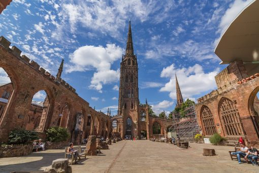 Coventry to host Turner prize in city of culture year in 2021