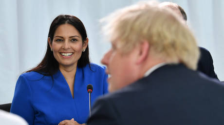 Head of 'bullying' inquiry into Home Secretary Priti Patel resigns after PM rules she did not break ministerial code