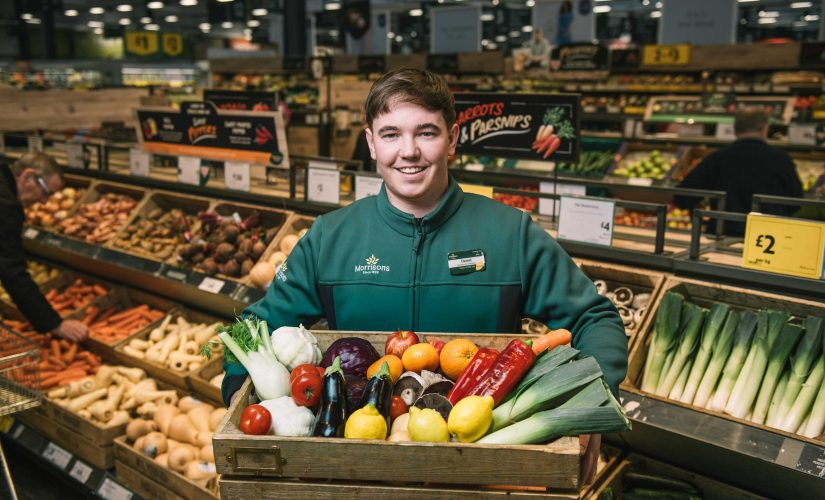 Morrisons Pay to Break £10 an Hour Barrier