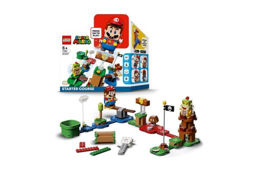 LEGO and Super Mario join forces to top experts' Christmas toy list
