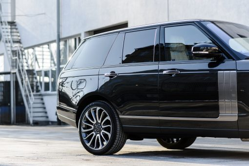 Range Rover Models Dominate The Podium Of Most Popular Vehicles For Thieves In 2020