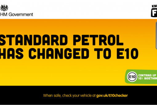 One-in-four drivers still in the dark about new standard grade of petrol being introduced this month